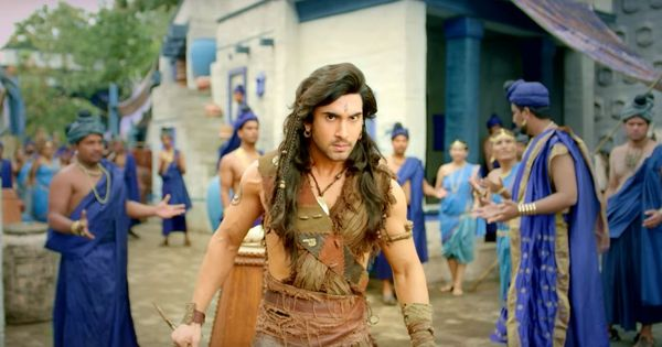 Porus battles Alexander in Sony TV's opulent historical drama