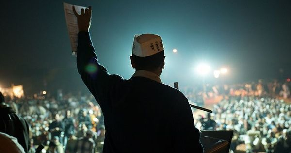 In 'An Insignificant Man', Arvind Kejriwal's first electoral win becomes a suspense thriller