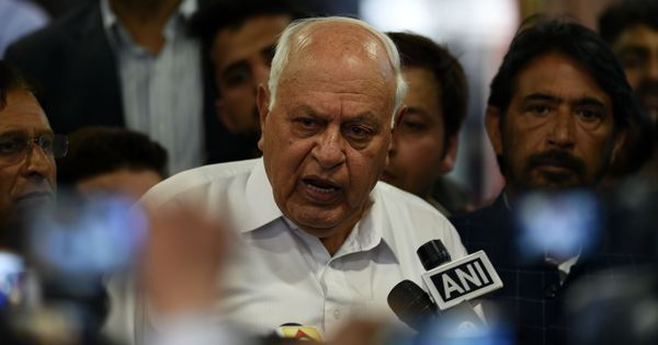 CBI files chargesheet against Farooq Abdullah for alleged irregularities in J&K Cricket Association