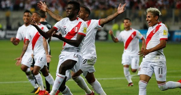 Peru beat New Zealand 2-0, seal World Cup qualification for first time since 1982
