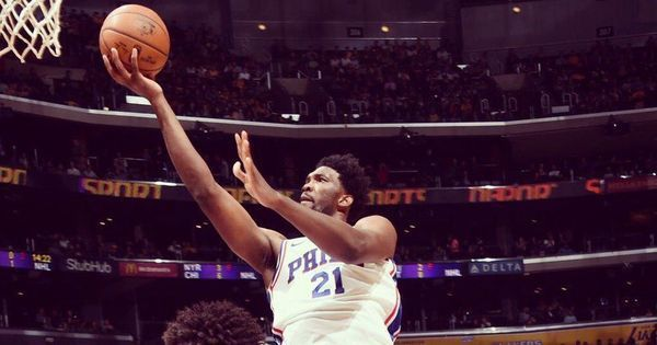 Joel Embiid creates NBA history in Sixers' win, Lebron James, Russell Westbrook shine