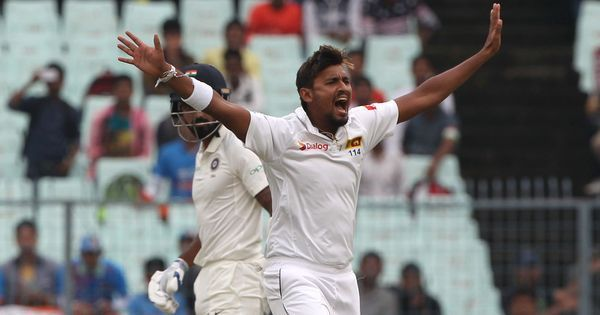 Cricket: Suranga Lakmal to miss Sri Lanka's Test tour to Pakistan due to dengue