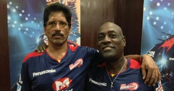 Former India fast bowler TA Sekar steps down as Director of Delhi Daredevils
