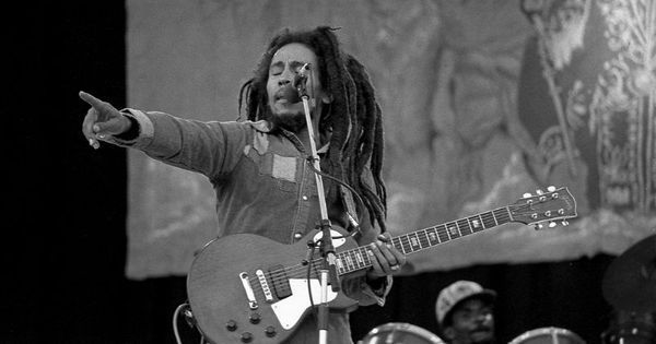 Today, a coup. In 1980, independence. Watch Bob Marley at Zimbabwe's freedom celebrations