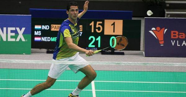 Dutch badminton player Erik Meijs dies in car crash aged 26: Report