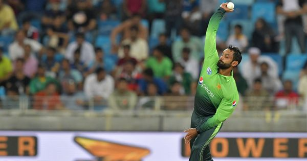 ICC suspends Pakistan all-rounder Mohammad Hafeez from bowling over illegal action
