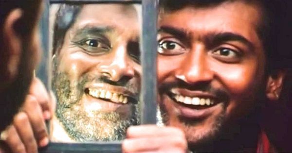 Picture the song: 'Elangathu Veesuthe' is a spot of colour in the relentlessly dark 'Pithamagan'