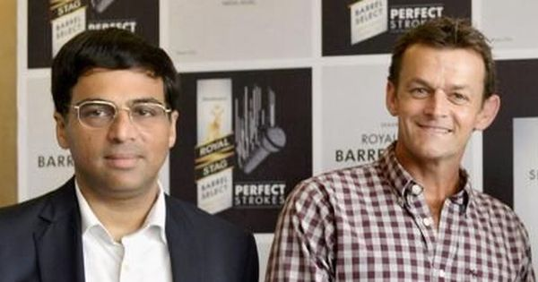 I approach risk-taking in chess like how Adam Gilchrist did in cricket: Viswanathan Anand