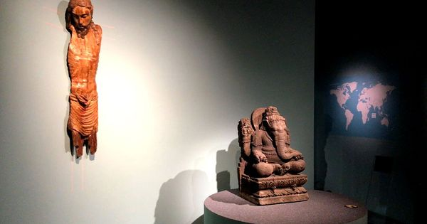 Video: A one-of-a-kind exhibition tells the history of India and the world using just 230 objects
