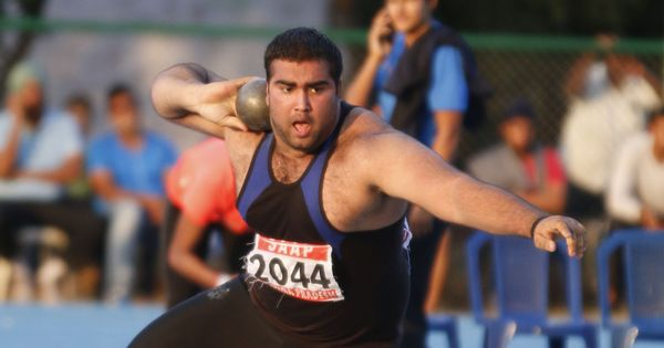 Vikas Yadav, Dipender Dabas break records at National Junior Athletics Championships