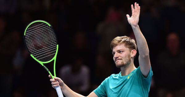 ATP Finals: David Goffin sets up semi-final clash against Roger Federer