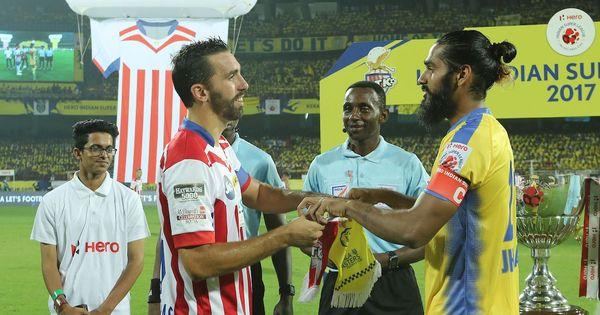 Future hai football? Looks like Kerala Blasters and ATK didn't receive the ISL's memo
