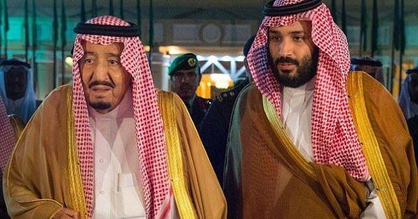 क्या सऊदी अरब के किंग सलमान जल्द ही अपने बेटे को गद्दी सौंपने वाले हैं?