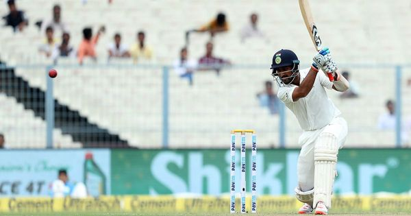 India vs Sri Lanka, 1st Test, Day 3: Pujara gone but Saha, Jadeja fight on