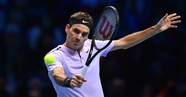 Hot favourite Roger Federer 'very calm' as he bids for seventh ATP Finals title