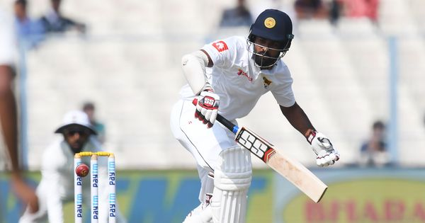 First Test: Thirimanne, Perera lead Sri Lanka resistance against England after Root's double ton
