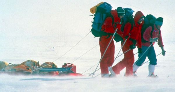 Video: Is it possible to trek in Antarctica with only solar panels and a biofuel to keep you warm?