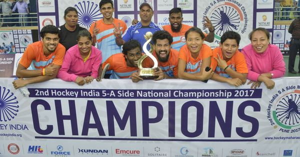 Hockey India's own Chak De! experiment with men and women playing together gets thumbs up