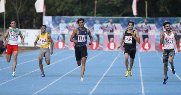 National Junior Athletics: Amoj Jacob breaks decade old national record for U20 boys in 400m