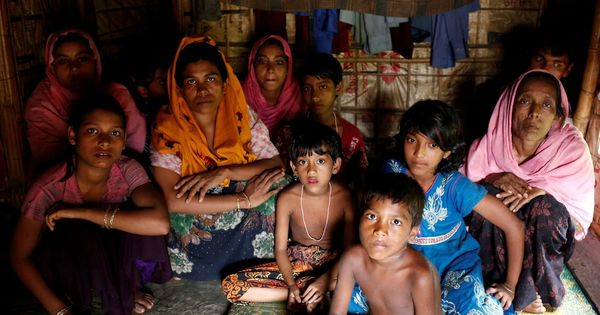 Video: Burmese military is using rape as a tool in the ethnic cleaning of the Rohingyas, reports HRW