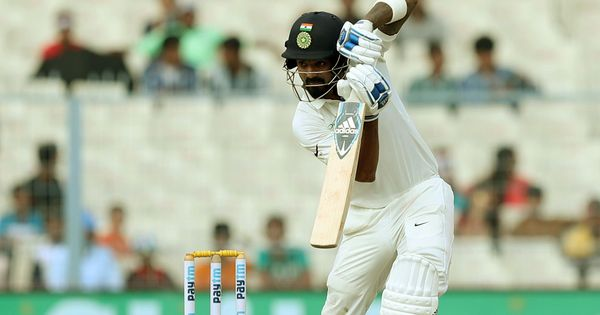 1st Test, day four, as it happened: Bad light ends play early again, India 49 runs ahead