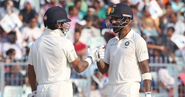 England vs India, 3rd Test, Day 1 Live: Dhawan, Rahul off to steady start
