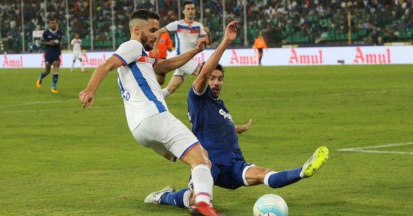 ISL 4: FC Goa stave off late Chennaiyin fightback to win 3-2