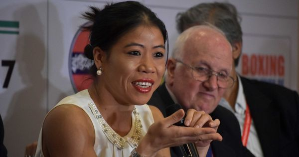 Interview: Charged up Mary Kom gunning for Commonwealth Games medal with eye on Tokyo