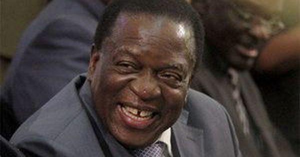एमरसन नेंगाग्वा ज़िंबाब्वे के अगले राष्ट्रपति हो सकते हैं