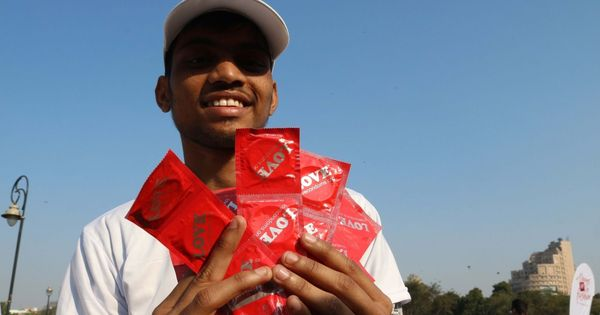 Why India's free online condom store is succeeding when the government's distribution system is not