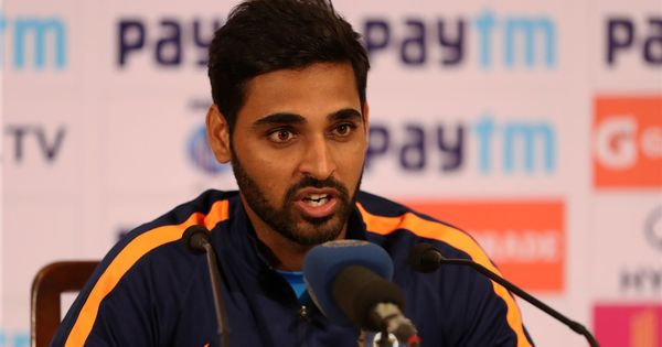 'Got too excited': Bhuvneshwar admits India could have done better on helpful Eden track
