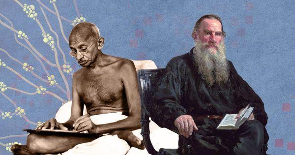 गांधी का यह अद्भुत भाषण बताता है कि टॉल्स्टॉय के प्रति उनकी श्रद्धा कितनी थी और क्यों थी