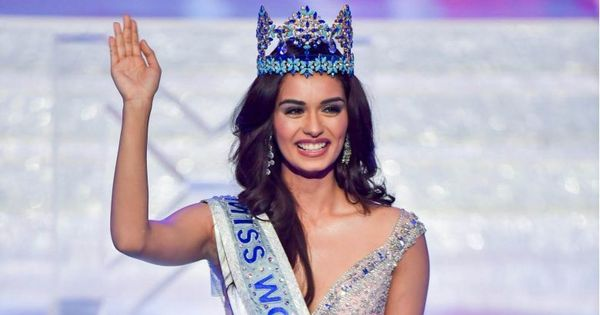 Miss World Manushi Chhillar says she is not upset with Shashi Tharoor's 'tongue-in-cheek remark'