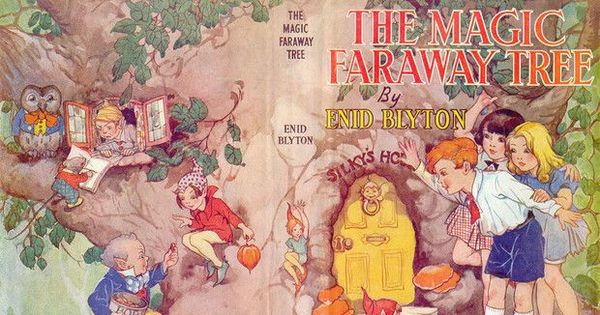 Enid Blyton classic 'The Magic Faraway Tree' is set for a big-screen adaptation