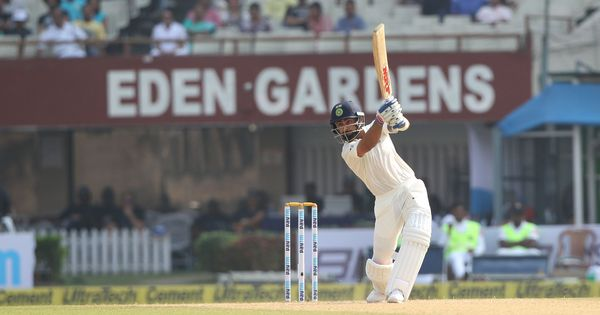 Virat Kohli's intent was the difference between a dull draw and the finale we saw at Eden Gardens