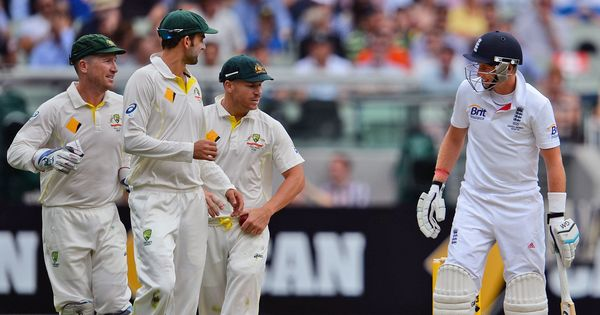 Ashes: Nathan Lyon is hoping Australia can 'end careers' of England players again