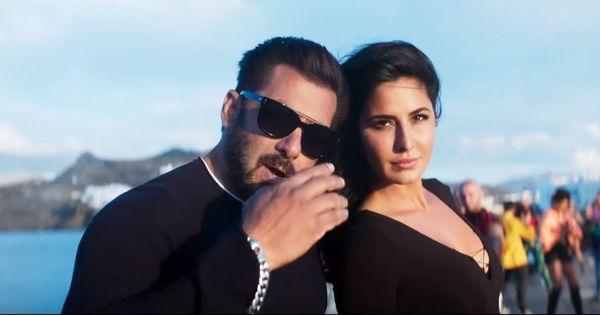 'Swag Se Swagat' from 'Tiger Zinda Hai' follows the Salman Khan song template to a T
