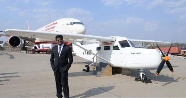 Maharashtra government inks deal with Mumbai pilot who built aircraft on his rooftop