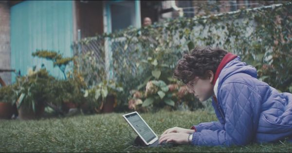 A new iPad ad suggests computers will soon be history (and, just maybe, mocks the Microsoft CEO)