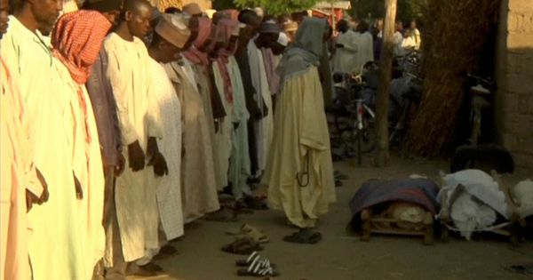 Nigeria: At least 50 killed in suicide bombing at a mosque, say police