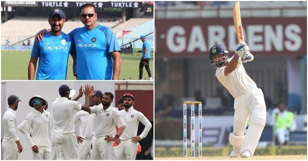 Pujara's five-day stint, Kohli's milestones: Statistical highlights from India vs Sri Lanka