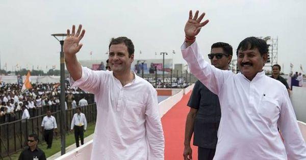 गुजरात में कांग्रेस के अच्छे प्रदर्शन की संभावना बीते कल की बात क्यों लगने लगी है?