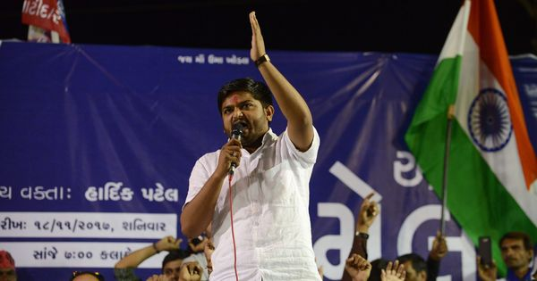 The big news: Hardik Patel backs Congress after it agrees to Patidar quota, and 9 other top stories