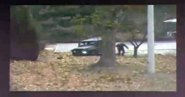 Watch: Dramatic escape of North Korean defector caught on camera