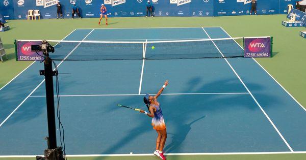 Ankita Raina keeps Indian hopes alive, advances to second round of WTA Mumbai Open