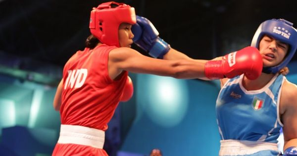 Boxing Youth Women's Worlds: Ankushita, Shashi a class apart as five more Indians enter semis
