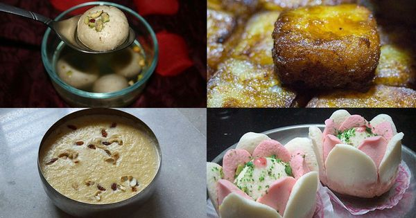 The universe of Bengali sweets was vast even before the roshogolla arrived with the Portuguese