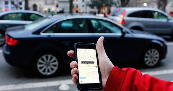 Watch: Uber paid $100,000 to cover up a major breach of customers' phone and email database
