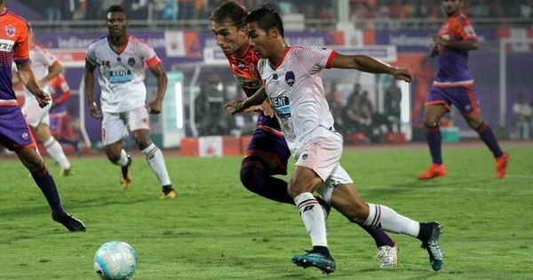 Delhi Dynamos down FC Pune City to get ISL campaign off to winning start