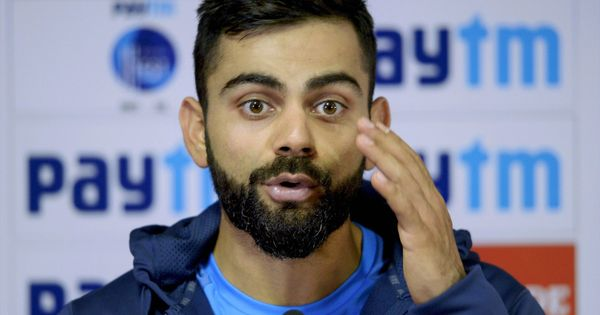 Cramped for time ahead of South Africa tour, India asked for bouncy tracks against SL: Kohli